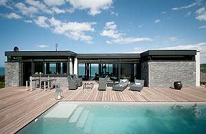 Maisons contemporaines de luxe ou d'architecture