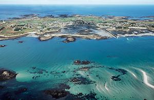 Îles privées et propriétés sur les îles